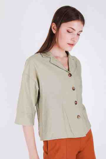 B Safari Blouse