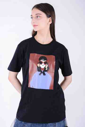 Printed T- Shirt BB-02