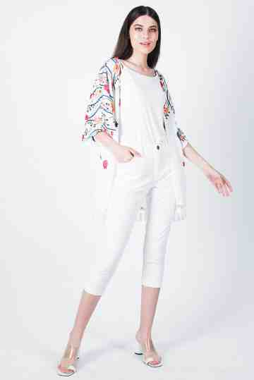 Cotton Embroidery Outer 13290