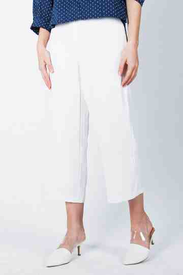 Cotton Stretch Pencil Pant