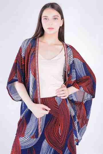 PRINTED NET OUTER 13331