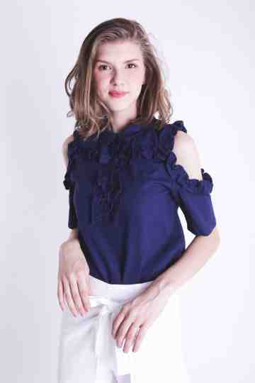 Raillsa Cotton Blouse