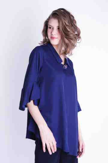 Viscose Blouse Broch