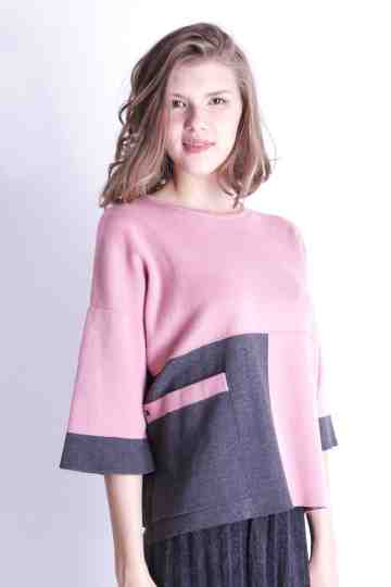 KNIT SWEATER 745