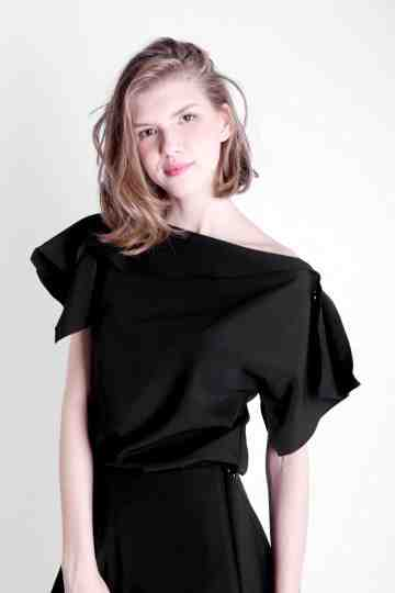 OFF SHOULDER BLOUSE 19527A