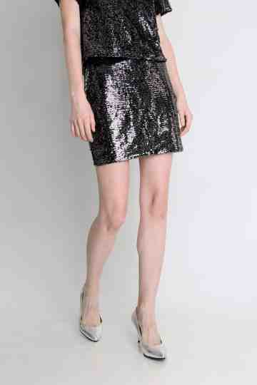 SEQUIN SKIRT 13317