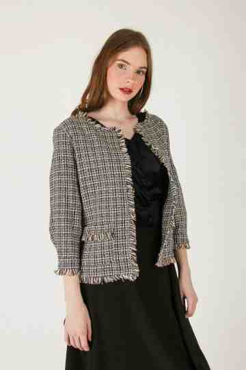 TWEED JACKET 19500