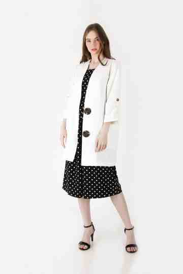 OVERSIZE BUTTON OUTER