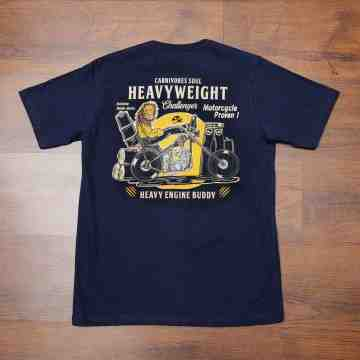 HEAVYWEIGHT CHALLENGER Tees image