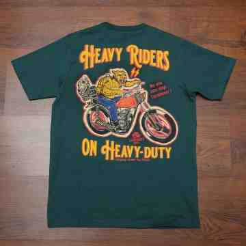 HEAVY RIDERS 6 Tees image