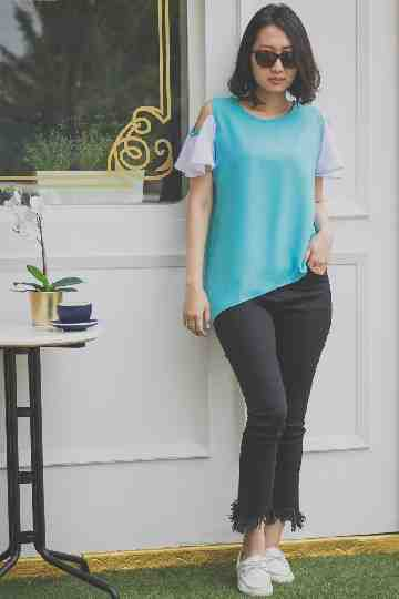 Eliza Asymetric Top