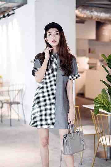 Emery Combi Shirt Dress