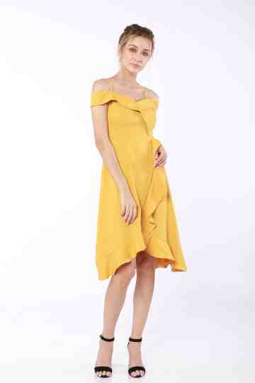 Elara Cut Out Dress