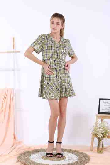 Allie Frill Dress
