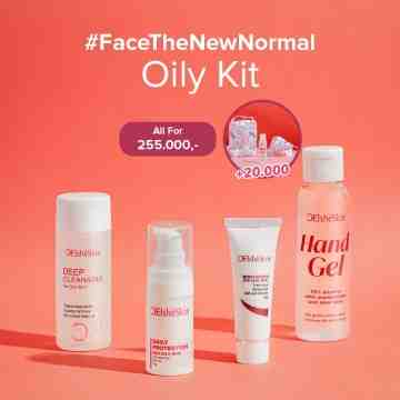 FaceTheNewNormal-Oily image