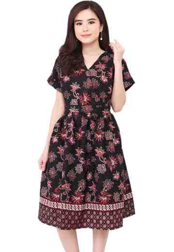 Memey Dress Black Aruna