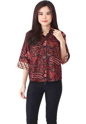 Casual Shirt Red Lovers