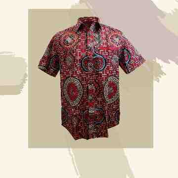 Emery / Thea / Lily Batik Men