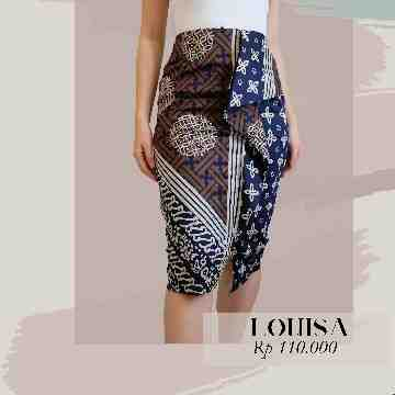 Louisa Batik Skirt