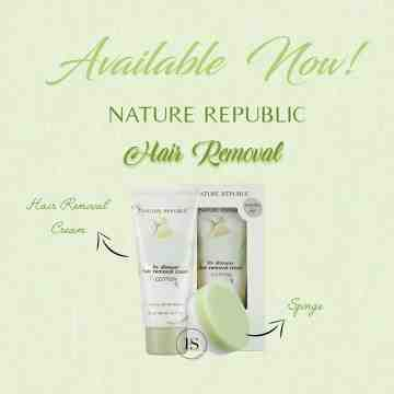 Nature Republic - Hair Removal