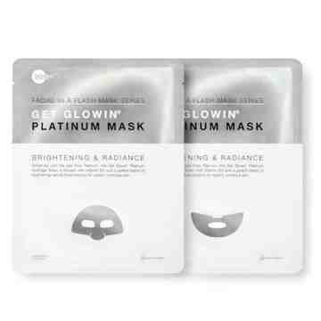 SKIN INC - Get Glowin Platinum Hydrogel Mask (Single Pack)