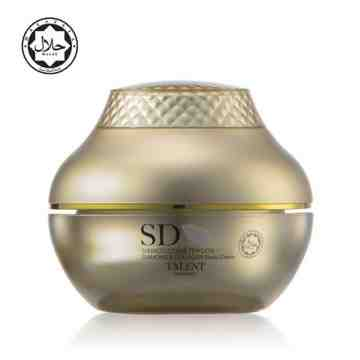 TALENT - SUNWOO COSME TENSION DIAMOND & COLLAGEN - ELASTIC EYE CREAM