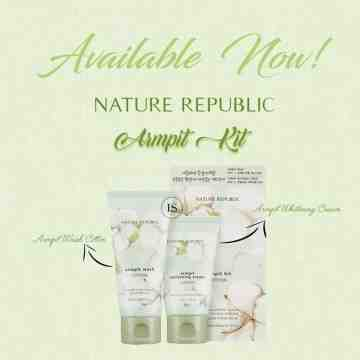 Nature Republic - Armpit Kit