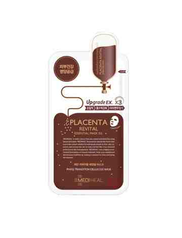Mediheal Placenta Revital Essential Mask image