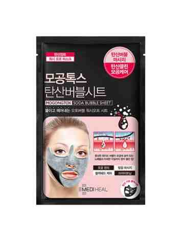 Mediheal Mogongtox Soda Bubble Sheet Mask image