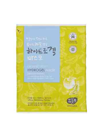 Whamisa Organic Fruits Hydrogel Sheet Mask image