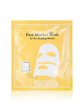 Eco Your Skin - Face Blanket Mask EXP: 13 OCTOBER 2020 image