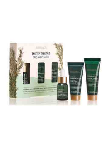 Biossance Tea Tree Trio image