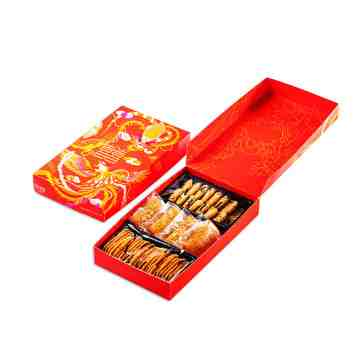 Phoenix Dragon Gift Box