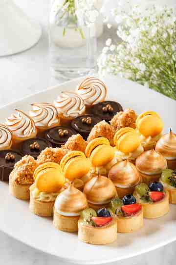 Tart Set 60 Pieces