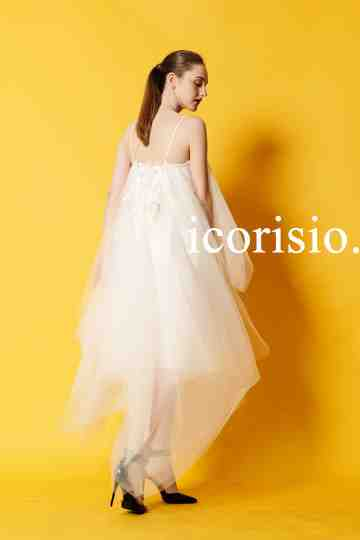 ESPOIR SLIP DRESS 02 - OFF WHITE image