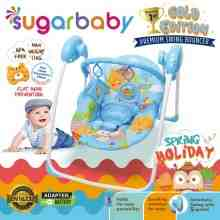 Sugar Baby Gold Edition Premium Swing Bouncer Spring Holiday