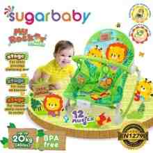 Sugar Baby Bouncer My Rocker Stage 3 Little Jungle