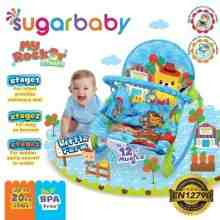 Sugar Baby Bouncer My Rocker Stage 3 Little Farm