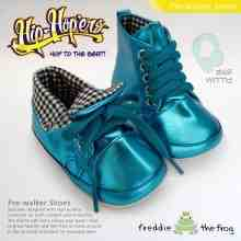 Freddie The Frog Baby Shoes Big Witty Size 3 Color Tosca