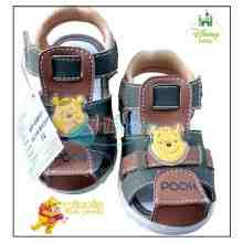 Disney Baby Shoes Marlon Winnie The Pooh Color Olive Brown