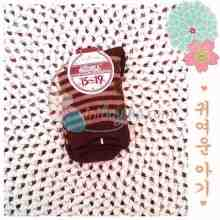 Mi Boll Baby Socks Stripes