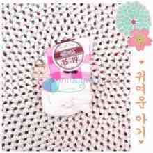 Mi Boll Baby Socks Plaid Cherry In Pink