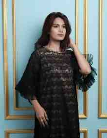Bellial Dress Black