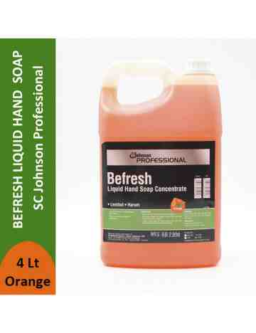 SC Johnson Befresh Liquid Hand Soap Concentrate 4 Liter