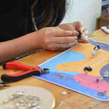 21 July 2019 | Jewellery Assembling