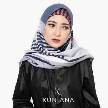 KERUDUNG VOAL MICKEY 02 BY KUN ANA