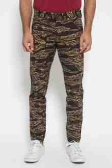 Regular Chinos Army - Motif full - Slim Leg