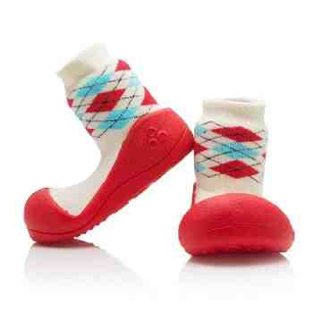 ATTIPAS Shoes Socks - Argyle