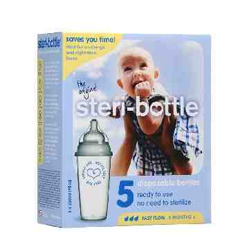 Steri Bottle 5-Pack