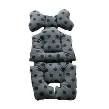 BORNY Stroller Liner Kation Dot Black